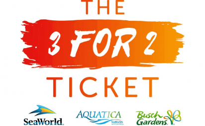The 3 for 2 Ticket 2018
